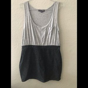 Twentyone Women's Dress Sleeveless stretch skirt L